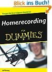 Homerecording f�r Dummies