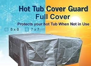 Spa Guard Hot Tub Cover 7x7