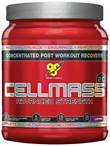CellMass 2.0, Grape - 485g by BSN