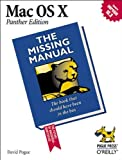Mac OS X: The Missing Manual, Panther Edition (0596006152) by David Pogue
