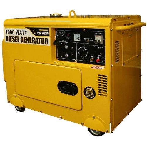 Pro-Series GENSD7 7000 Watt Diesel Generator