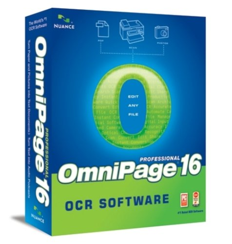 Omnipage 16 Professional