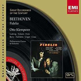 Fidelio (2000 Digital Remaster): Rezitativ: Er erwacht! (Leonore/Rocco/Florestan)