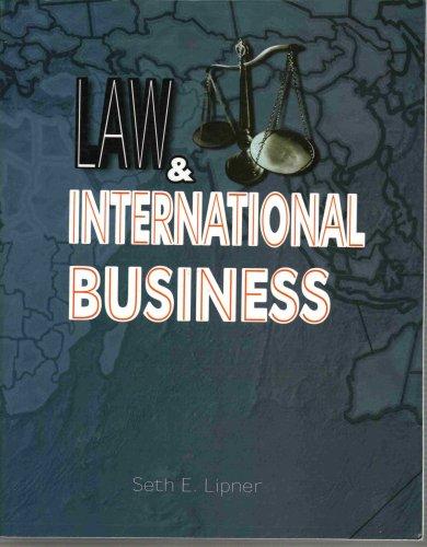 Law & International Business