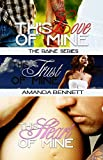 The Raine Series (Books 1-3)