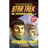 Yesterday's Son (Star Trek) ~ A.C. Crispin