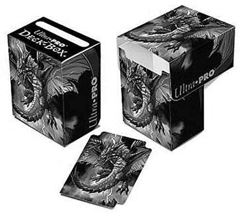 Ultra Pro Demon Dragon Deck Box By Mauricio Herrera