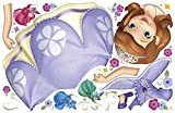 RoomMates RMK2295SLM Sofia The First Peel and Stick Giant Wall Decals