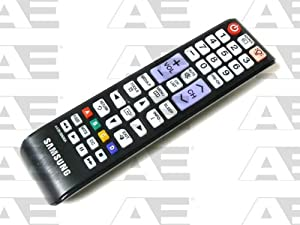 Samsung OEM Original Part: AA59-00600A HDTV Remote Control B-Stock