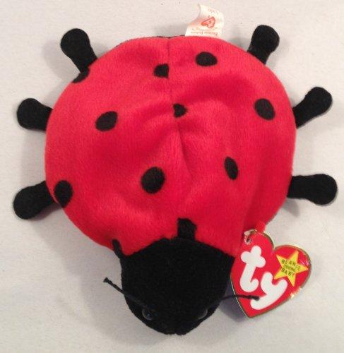 "Ladybug Beanie Baby ""Lucky"" - 1"
