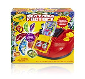 Crayola Melt 'N Mold Factory