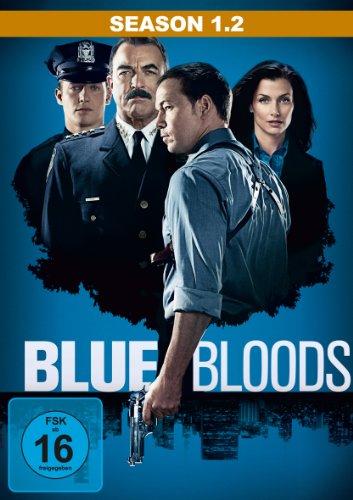 Blue Bloods - Season 1.2 [3 DVDs]
