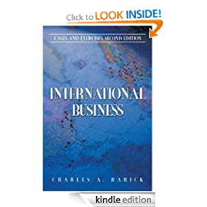 international business cases studies International business case study containing vitamins and minerals which can prevent heart disease, obesity and dental problems 2 what, if anything, can western.