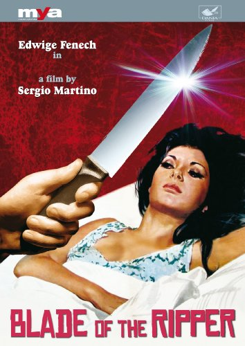Blade of the Ripper (a.k.a. The Strange Vice of Mrs. Wardh, 1971) DVD review