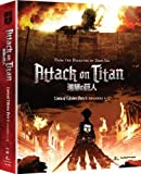 Attack on Titan, Part 1 (Limited Edition) [Blu-ray + DVD]