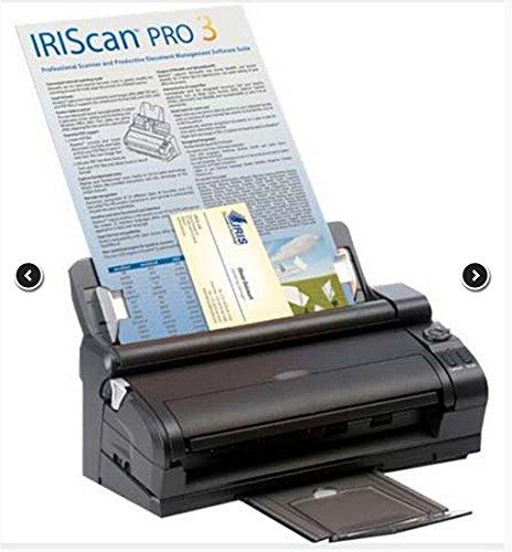 I.R.I.S. IRIScan Pro 3 Office Scanner 765010717941