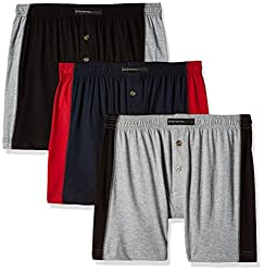 Chromozome Men's Cotton Trunk (Pack of 3) (8902733344579_PR 04_Medium_Navy, Grey and Black)