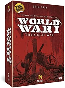 WWI: The Great War  (3-Disc Box Set) [DVD]