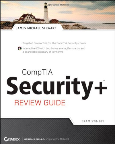 CompTIA Security+ Review Guide: SY0-201