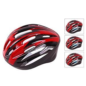 Rainbow flower Skating Helmet Mountain Bike Helmet M