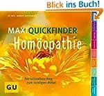 MaxiQuickfinder Hom�opathie: Der schn...