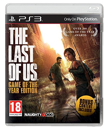 The Last of Us - Game Of The Year (Playstation 3) [Edizione: Regno Unito]