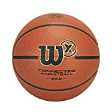 Wilson X Connected Basketball (with iPhone and Android App)