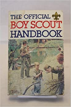 BOY SCOUT BOOK