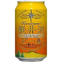 軽井沢浅間高原ビール アルト(赤ビール) 缶 350ml×24本