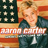 Aaron&#39;s party..by Aaron Carter