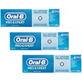 Oral-B Pro-Expert All-Around Protection Clean Mint Toothpaste 75 ml (Pack of 3)