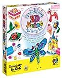 Sparkling 3D Paint Activity Kit