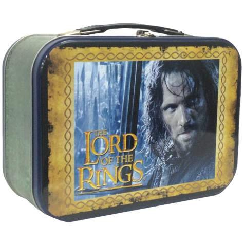 1 X The Hobbit Aragorn Tin Tote (Lord Of D Tin compare prices)