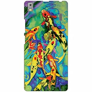 Lenovo A7000 - PA030023IN Printed Mobile Back Cover