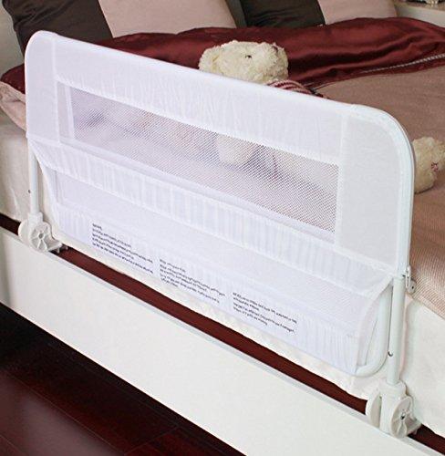 ベッドからの転落防止 ふとんのずれ 寝具 ベッドガード ベッドサイドガード