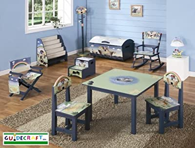 GuideCraft Kids Room