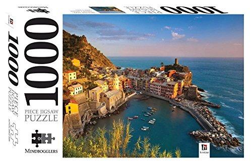 Vernazza, Italy - 1000 Piece Jigsaw - Malaysia Online Bookstore