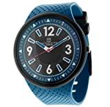 Tateossian Men's Racing Time Watch, Blue
