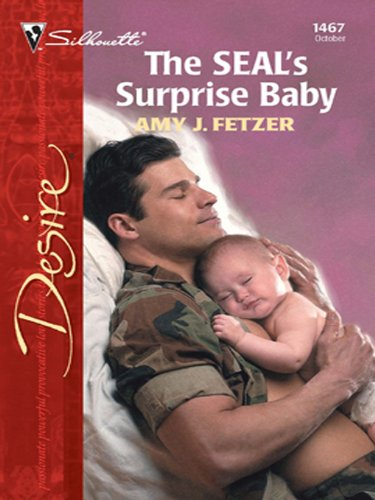 The SEAL's Surprise Baby (Harlequin Desire)