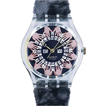 Swatch Vintage Official Timekeeper And Sponsor Of The 1996 Olympic Games Ladies Watch #GG136