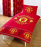 Manchester United Band Duvet Cover and Pillowcase