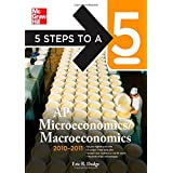 5 Steps to a 5 AP Microeconomics/Macroeconomics, 2010-2011 Editionby Eric Dodge