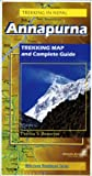 img - for Annapurna: Trekking Map and Complete Guide (Milestone Himalayan Series) book / textbook / text book