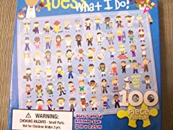 Guess What I Do 100 Piece Puzzle