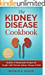 Kidney Disease Cookbook: 85 Healthy &...