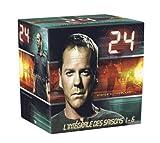 echange, troc 24 Heurs Chrono l'Intégrale des saisons 1 à 6 - Coffret 42 DVD