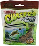 R-Zilla SRZ09607 Real Clam Turtle Chasers Floating Treat, 2-Ounce