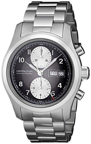 Hamilton H71566133 - Orologio da polso da uomo