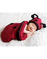 Amazon.com: DDLBiz Newborn Baby Girls Christmas Set Knit Hat Costume