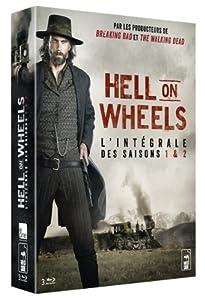 Hell on Wheels - L'intégrale des saisons 1 & 2 [Blu-ray]